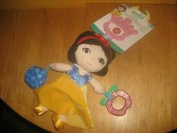 Disney Princess Baby Activity Toy Lights Up Giggles Rattles