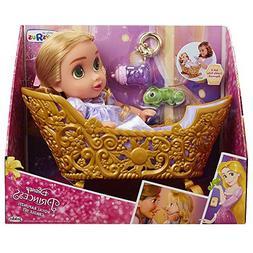Disney Princess Royal Rapunzel Baby & Cradle Set
