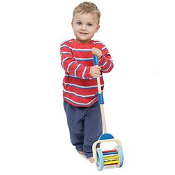 Push Along Walker Toy for Babies and Toddlers | Classic Earl