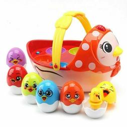 Pusiti Baby Toys Electronic Learning Toys For 2 3 4 5 Years