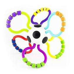 Rattle Ball 3 Months Easy To Grasp Loops Invite Baby To Grip