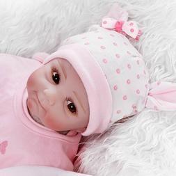 Realistic Reborn Baby Dolls Newborn Baby Vinyl Silicone Hand