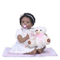 reborn baby doll black african american 22