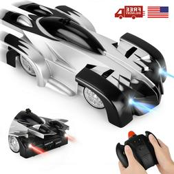 Rechargeable RC wall climbing car Toys For Boy Age 4 5 6 7 1