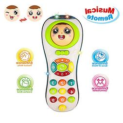 Remote Toys 2 Year Olds Boy Baby, Educational Learning Toys