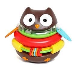 Infant Skip Hop 'Explore & More' Rocking Owl Stacker