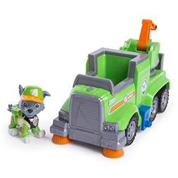 PAW Patrol Rocky's Ultimate Rescue Recycling Truck with Movi
