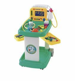 REDBOX Rolling Doctor Cart and Accessories Kids Children Edu