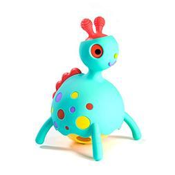 Fat Brain Toys Rollobie Baby Toy - Blue