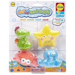 ALEX Toys Rub a Dub Squirters for the Tub - Ocean