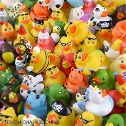 """Rhode Island Novelty 2"""" Rubber Duck Assortment"""