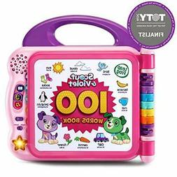 LeapFrog Scout and Violet 100 Words Book , Purple