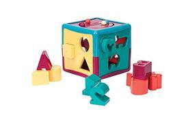 shape sorter cube toy