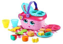 shapes sharing picnic basket