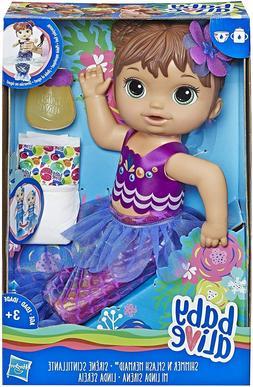 Baby Alive Shimmer 'n Splash Mermaid