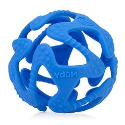 silicone tuggy teether ball