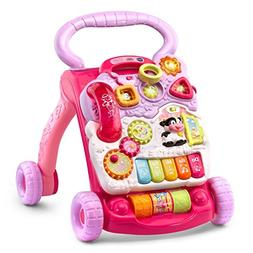 VTech Sit-to-Stand Learning Walker , Pink