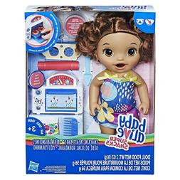 Baby Alive Snackin' Treats Baby Doll  Christmas or Bday Gi