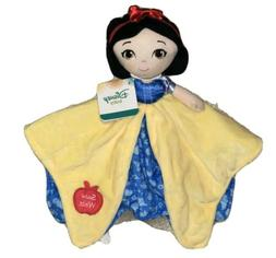 Disney baby Snow White Security Blanket Toy New