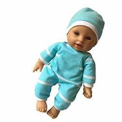 "11 inch Soft Body Doll in Gift Box - 11"" Baby Doll"
