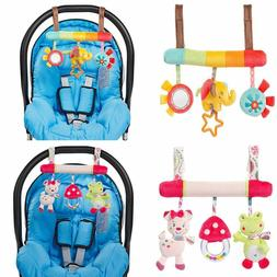 Soft Infant Stroller Spiral Baby Toys For Newborns Car Seat