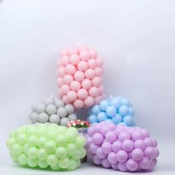 Soft Ocean Balls For Baby Pool Pit Play Indoor Outdoor 100 P