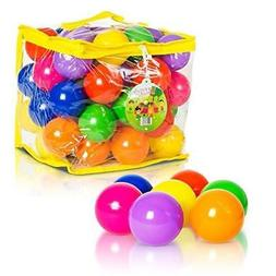 soft plastic kids play balls – non toxic, 50 phthalate & b