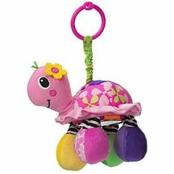 Infantino Sparkle Topsy Turtle Mirror Pal Baby