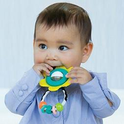 New Infantino Rattle Teething 3-6 6 to 12 month Toy For Baby