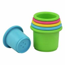 green sprouts Sprout Ware Stacking Cups made from Plants   
