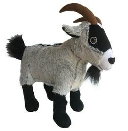 "ADORE 15"" Standing Peewee the Pygmy Goat Stuffed Animal Plus"