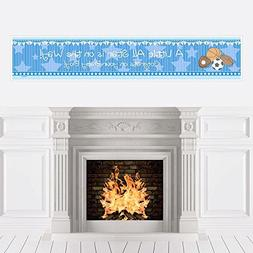 Big Dot of Happiness All Star Sports - Boy Baby Shower Decor