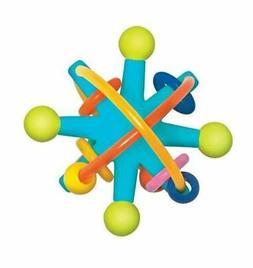 Manhattan Toy Stellar Rattle Baby Toy Teething Rings