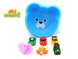 Little Treasures Super Fun Bath Toys - Toddler Sized Bathtub