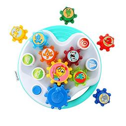 Baby Einstein Symphony Gears Musical Gear Toddler Toy with L