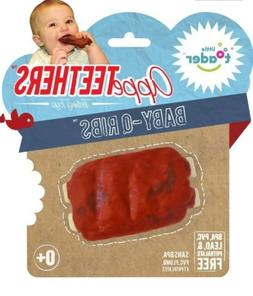 Little Toader Teething Toys Baby Q Ribs Teether Gift Toddler