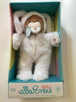 The Manhattan Toy Company Wee Baby Stella Doll In Bunny Cost