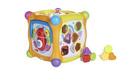 MeeYum Baby Toddler Activity Cube Musical Learning Play Cent