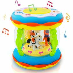 Toddler and Baby Musical Toys, Learning Toys for 1 2 3 4 Yea