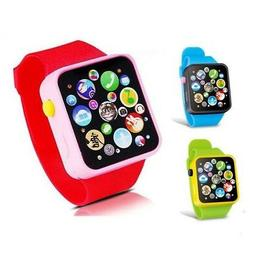 toddler baby cartoon smart watch sound story