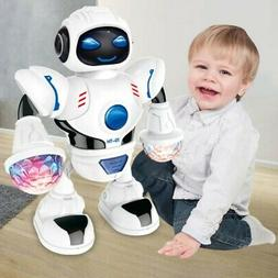 Toddler Baby Dancing Robot Toys Toddler Robot Boy's Toy For