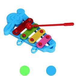 Toddler Baby Kids 4-Note Xylophone Musical Toys Wisdom Devel