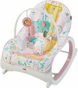 infant-to-toddler rocker, pink