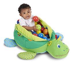 Toddler Melissa & Doug Turtle Ball Pit