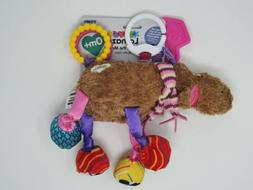 Lamaze Tomy Mortimer The Moose Clip On Toy Cuddly Baby Activ