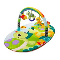 Infantino Topsy Turvy Explore and Store Activity Gym Turtles