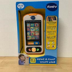 VTech Touch and Swipe Baby Learning Educational Phone Toy Or