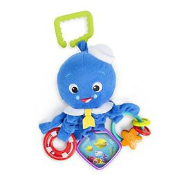 Baby Einstein Toy Octopus Activity Arms Plush Toy From Birth