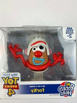 Disney Pixar Toy Story 4 Movie Mr. Potato Head as Forky Smal