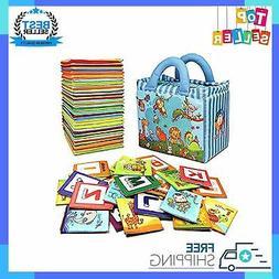 toy zoo series soft alphabet